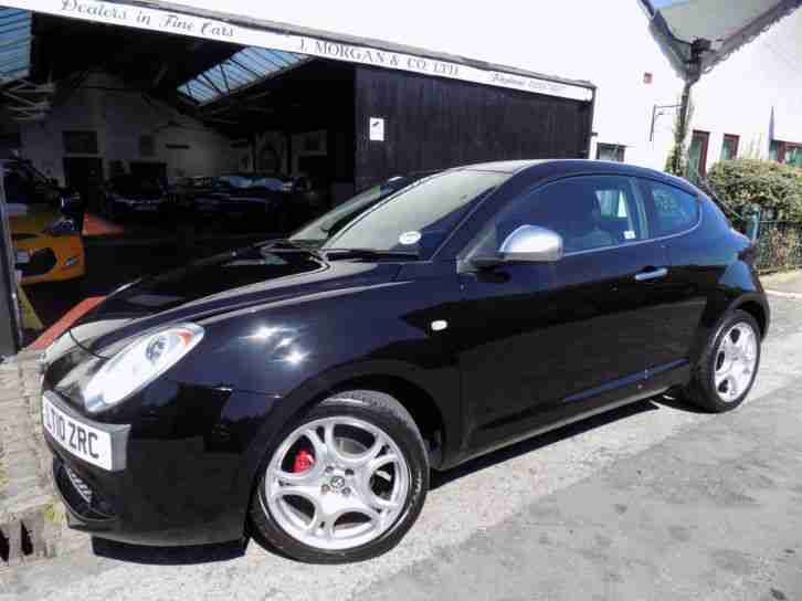 alfa romeo mito 1 4 16v 2010 10 veloce car for sale. Black Bedroom Furniture Sets. Home Design Ideas