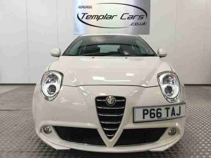 Alfa Romeo MiTo 1.4 16V 2010MY Lusso ( FSH , NEW TIMING BELT)
