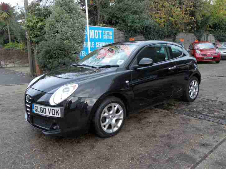 alfa romeo mito 1 4 16v lusso car for sale. Black Bedroom Furniture Sets. Home Design Ideas