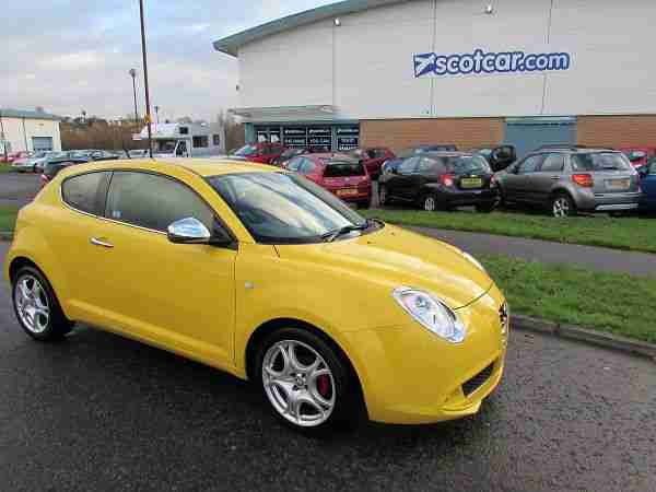 alfa romeo mito 1 4 tb multiair distinctive car for sale. Black Bedroom Furniture Sets. Home Design Ideas