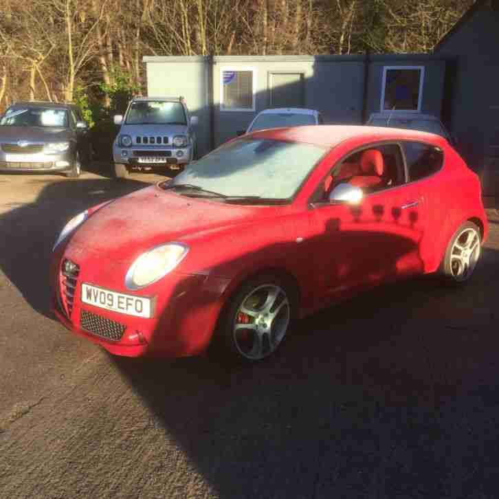 Alfa Romeo MiTo 1.4TB 155bhp Veloce. Car For Sale