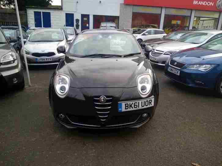alfa romeo mito 1 4 8v sprint hatchback car for sale. Black Bedroom Furniture Sets. Home Design Ideas