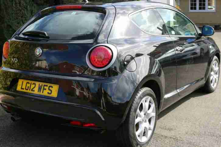 Alfa Romeo Mito 1.4 TB MultiAir Only 18,850 Miles 1 Previous Owner!