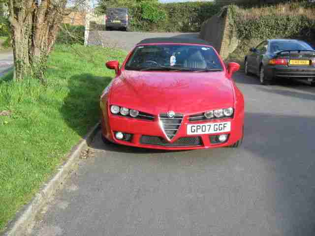 Alfa Romeo Spider (Low Mileage)