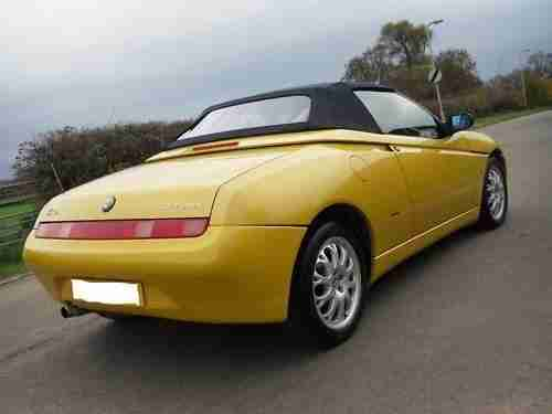 "Alfa Romeo Spider""OUTSTANDING""NEW CAMBELT & TENSIONER"""