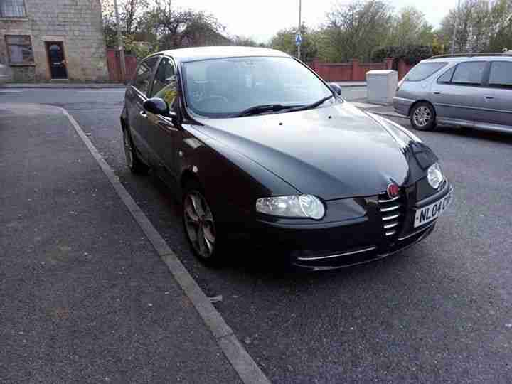 alfa romeo 147 lusso 1 9 jtd mot 2019 car for sale. Black Bedroom Furniture Sets. Home Design Ideas