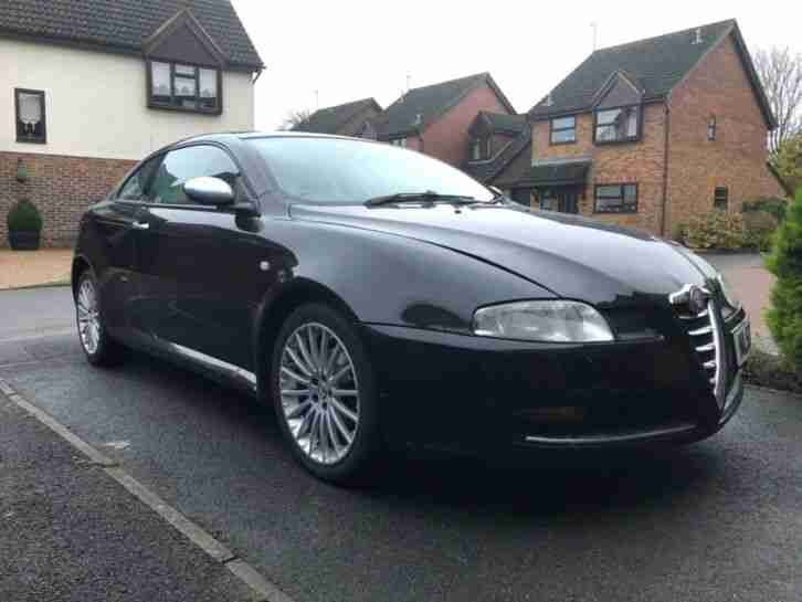 Alfa Romeo Gt. Alfa Romeo car from United Kingdom