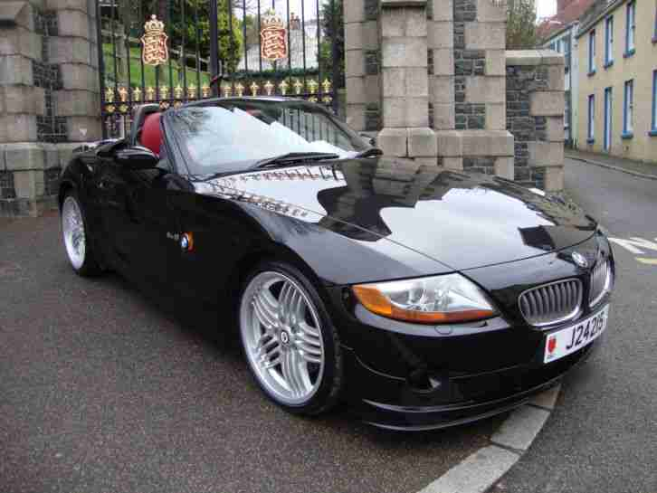 BMW Alpina Z4 Roadster 3.4S (167 produced). car for sale