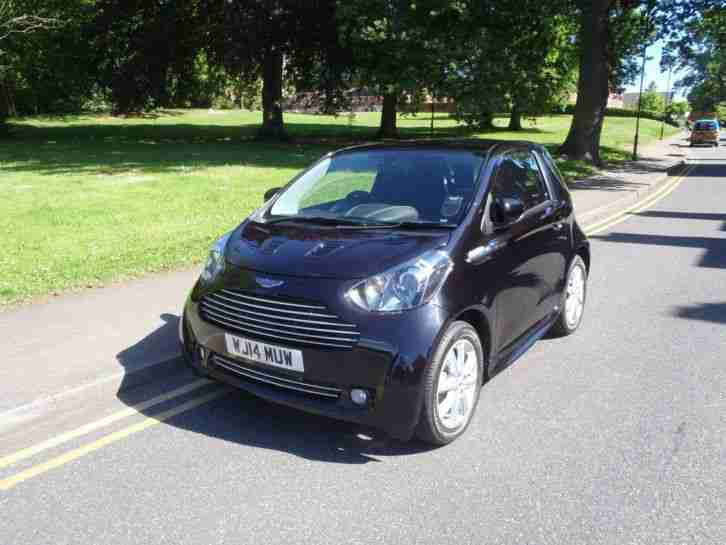 Aston Martin Cygnet. Aston Martin car from United Kingdom