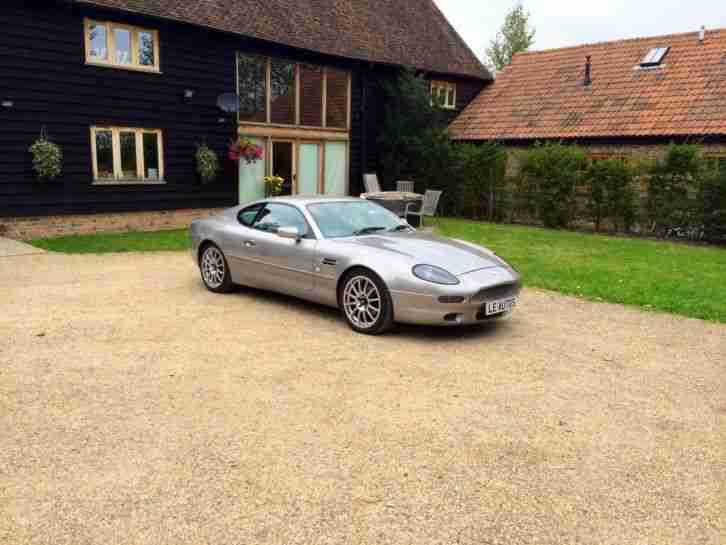 DB7 GT SUPERCHARGED 3.2 auto