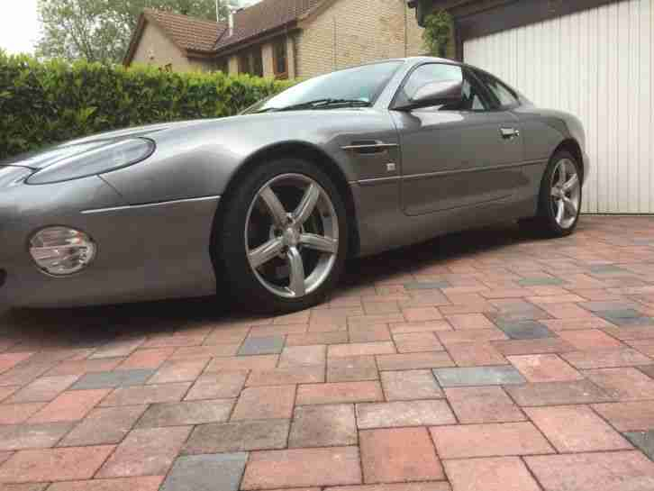 Aston Martin DB7 Vantage 5.9 Auto Coupe Mot May 2017