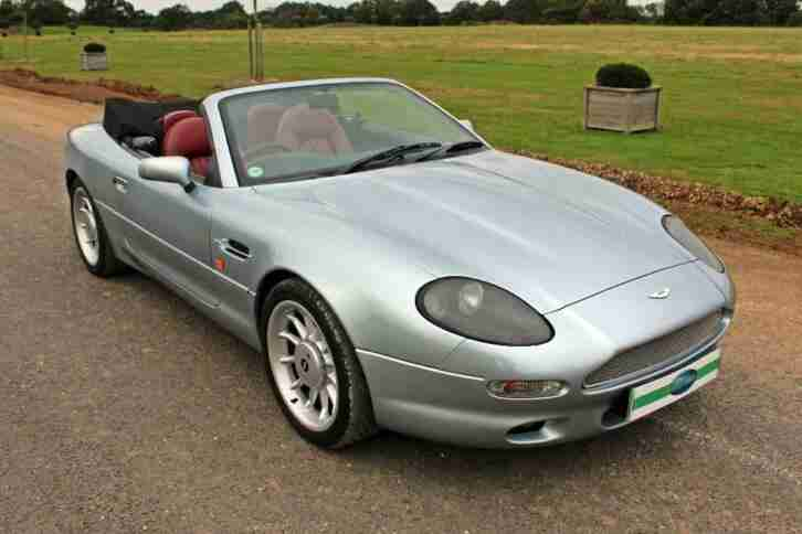Aston Martin DB7. Aston Martin car from United Kingdom