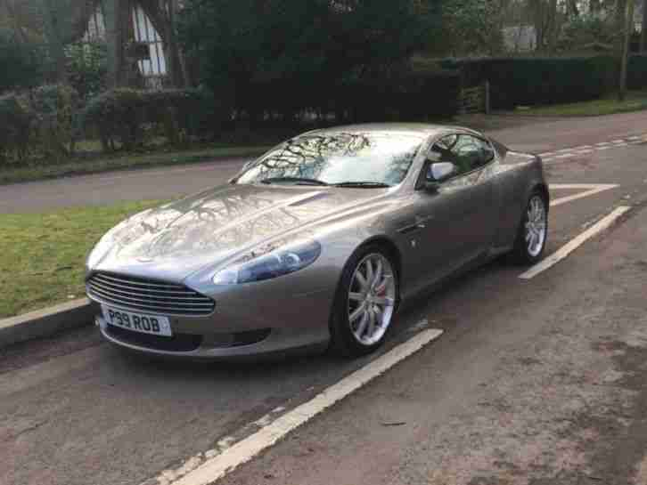 Aston Martin DB9 2005 Low Mileage Immaculate Condition & Perfect Service History