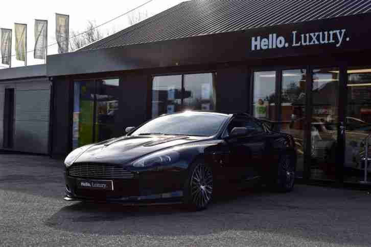 Aston Martin DB9 5.9 Coupe Black **SPECIAL ONE OFF EXAMPLE** 2006