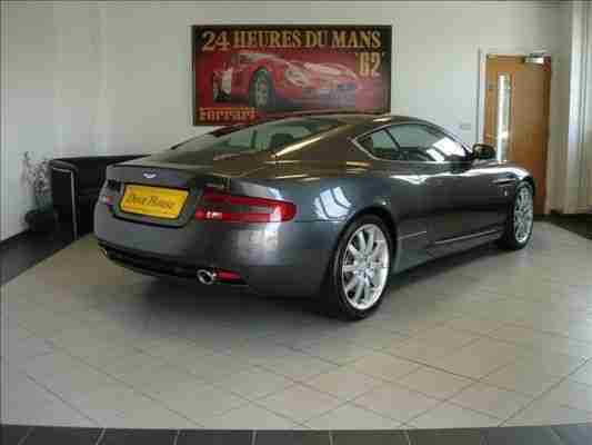 Aston Martin DB9 5.9 V12 Coupe Touchtronic - IMMACULATE