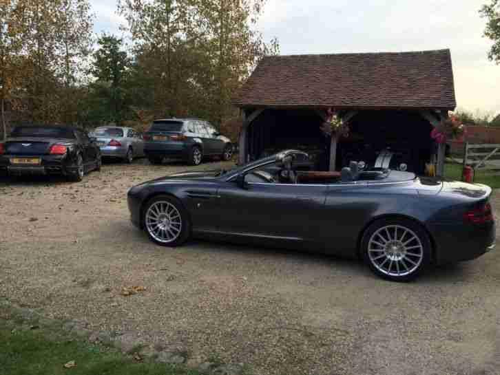 aston martin db9 5 9 seq volante convertible v12 auto car for sale. Black Bedroom Furniture Sets. Home Design Ideas