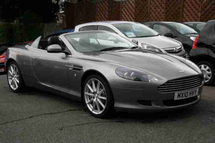 Aston Martin DB9 6.0 ( 470bhp ) Touchtronic 2010MY Volante 1 PRIVATE OWNER,22K,