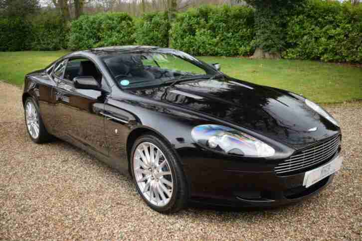 Aston Martin DB9 Coupe Automatic 07MY