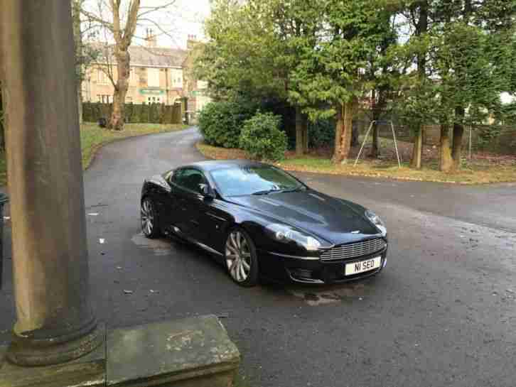 DB9 DBS Kahn Conversion ONYX