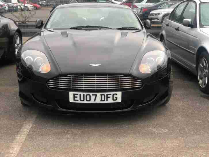 Aston Martin DB9 FACELIFT GT SPORTS PACK