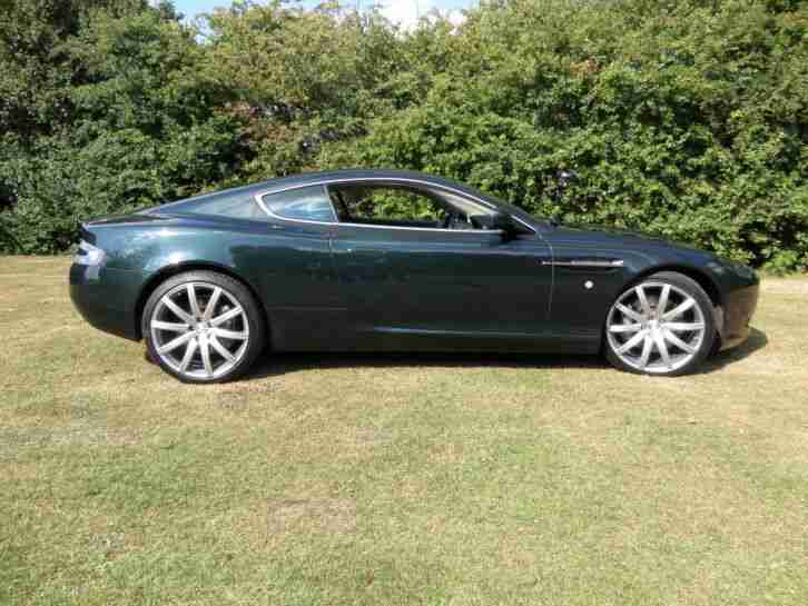 DB9 Stunning Low Mileage Example