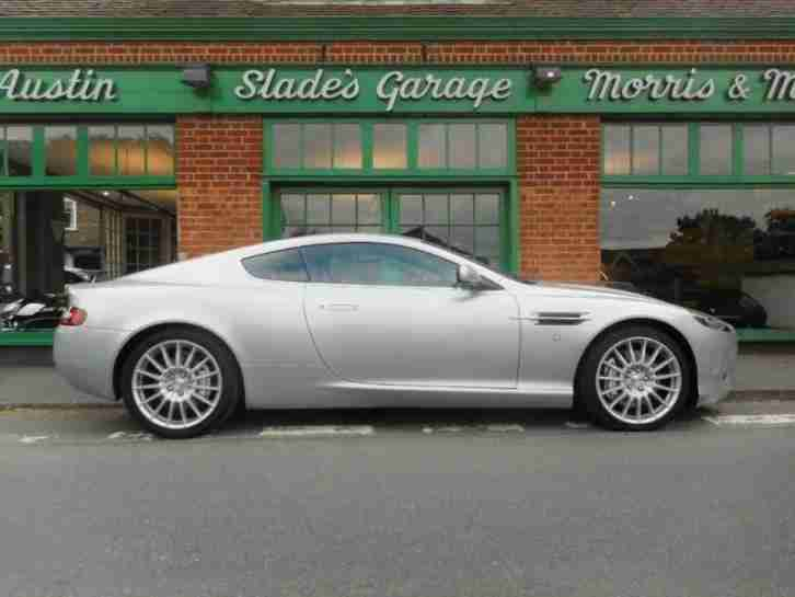 DB9 V12 Coupe Manual 1 of only 5