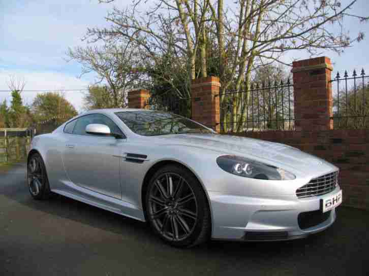 Aston Martin DBS 6.0 V12 Low Mileage Rare Manual