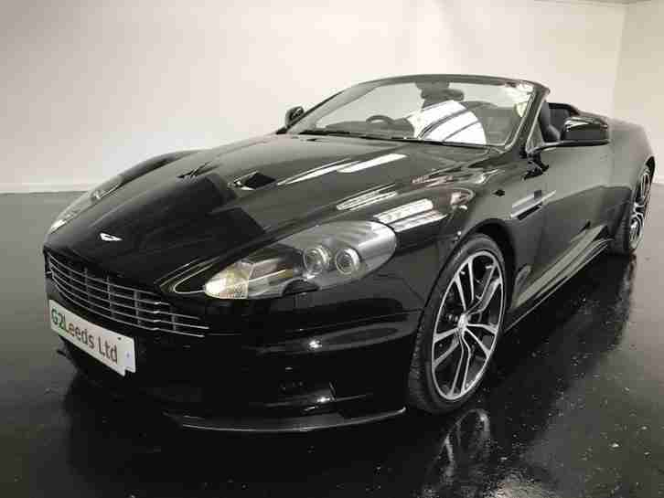 aston martin dbs v12 volante convertible 5 9 automatic petrol car for sale. Black Bedroom Furniture Sets. Home Design Ideas