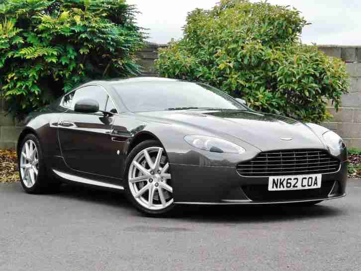 V8 Vantage 4.7 Coupe Manual in