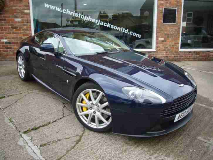 Vantage 4.7 V8 Coupe Manual 2013