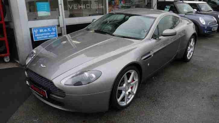 Aston Martin Vantage Coupe V8 - Full Specification - Low Mileage