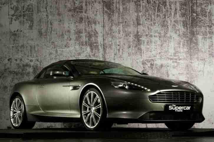 Aston Martin Virage Volante K Miles Full Service History Car For Sale - Aston martin virage for sale