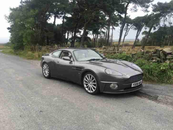 Aston Martin Vanquish Replica Car For Sale