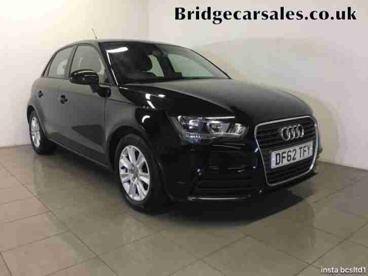 Audi A1 1.6TDI. Audi car from United Kingdom