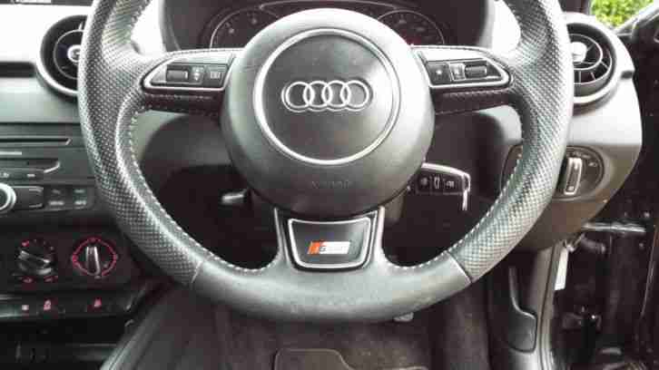 Audi A1 Hatchback (64 plate) 1.6 TDI S Line Style Edition 3dr - One Lady Owner