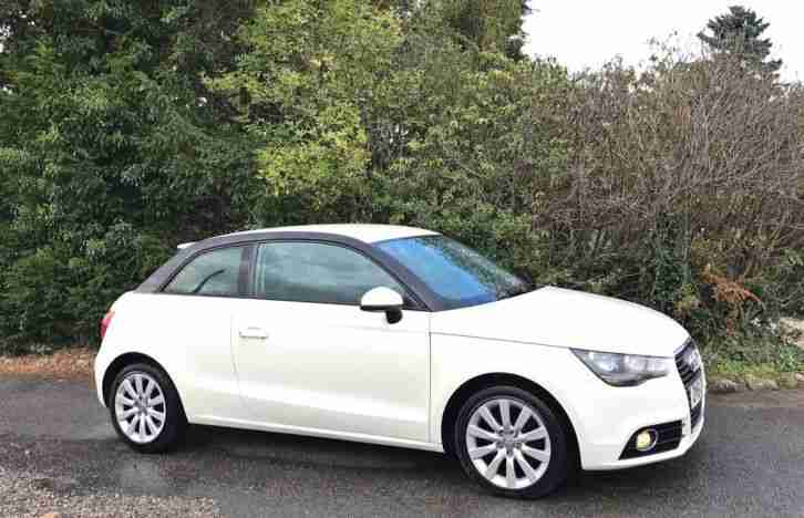 Audi A1 Sport (A3 A4 VW UP Polo) 1.6 TDi. Zero Road Tax & 74 MPG! Just Serviced!