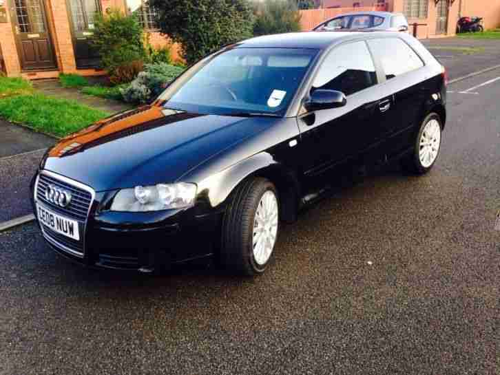 Audi A3 1 8 Turbo 2008  Car For Sale