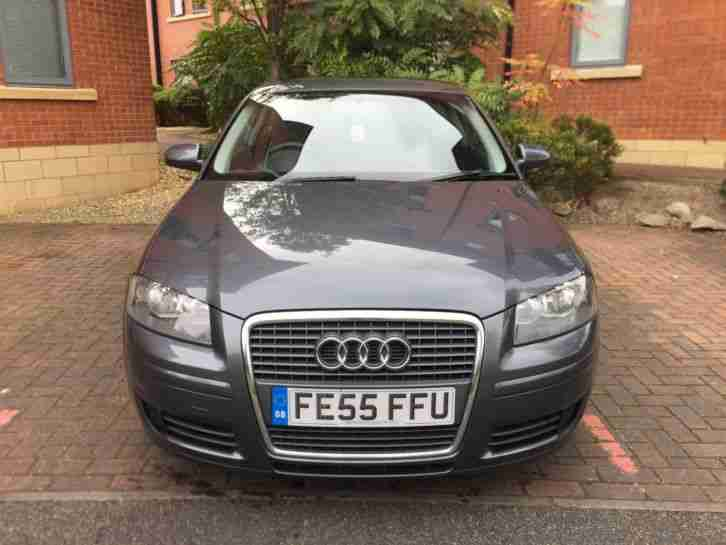 Audi A3 1900TDI. Audi car from United Kingdom