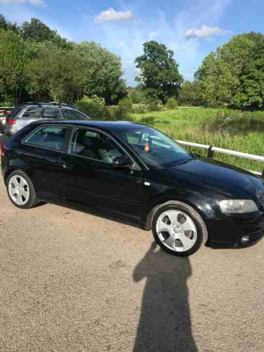 Audi A3 2.0. Other car from United Kingdom
