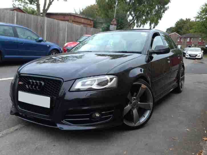 Audi a3 s line 2 0 tdi auto s3 replica diesel car for sale for For sale on line