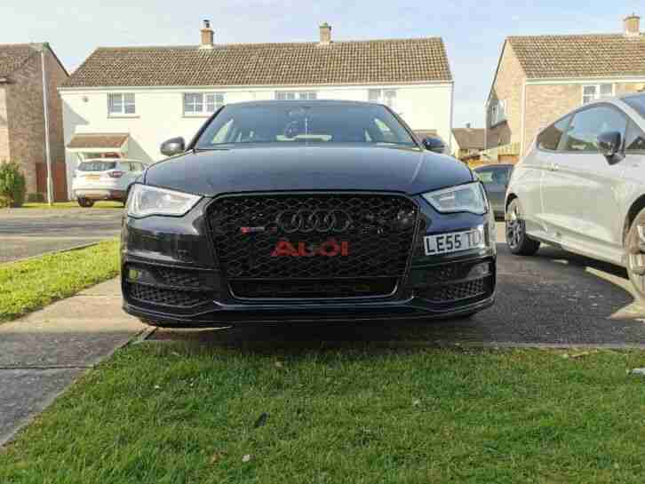 Audi A3 S. Audi car from United Kingdom