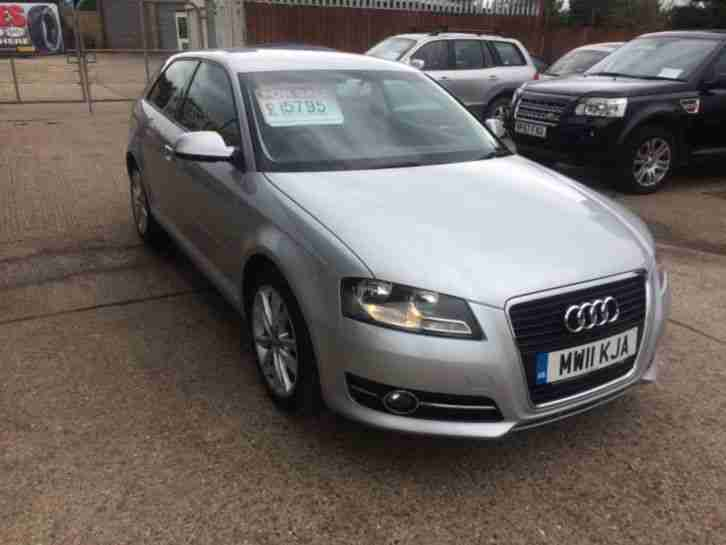 Audi A3 cat n minor damage now repaired 57,000 miles from new