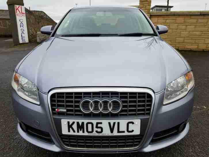 Audi A4 1.9 TDI S-line - FULL SERVICE HISTORY - 2 FORMER KEEPERS