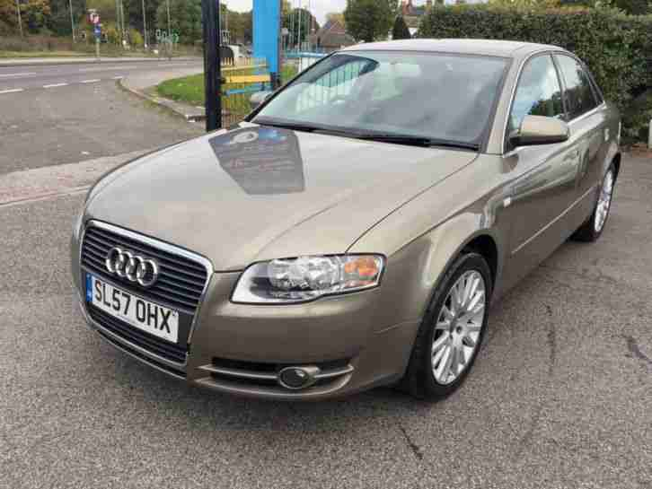 A4 1.9TDI 2007MY SE WITH SAT NAV AND