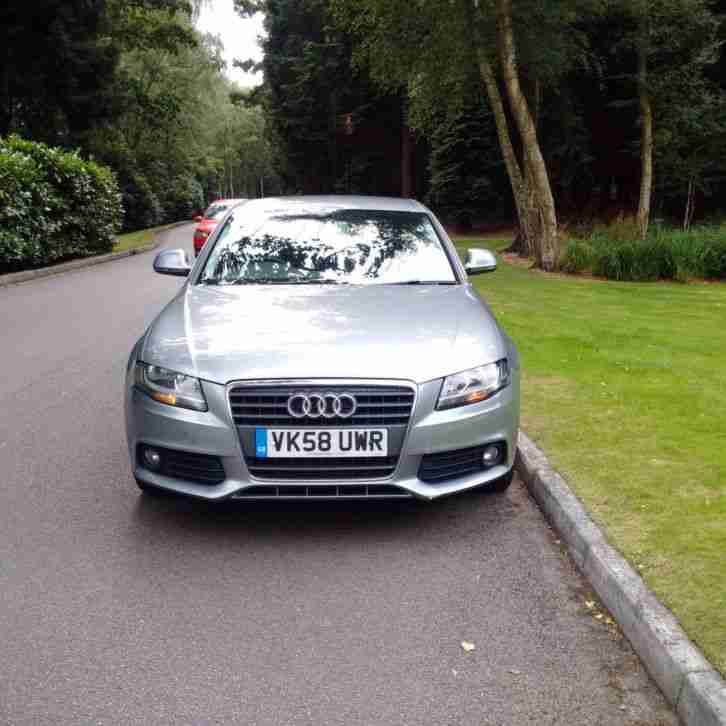 Audi A4 2.0 Diesel New Shape. Car For Sale