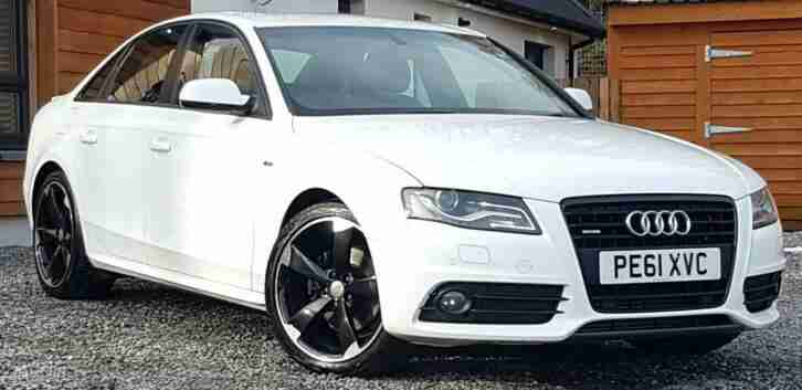 A4 2.0 TDi 177 QUATTRO 'BLACK EDITION'
