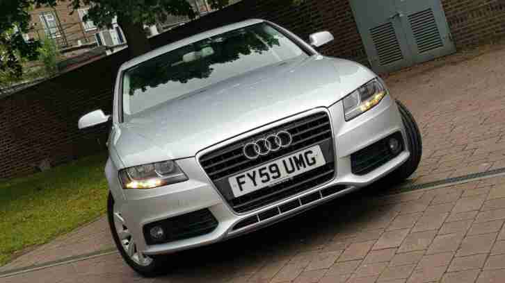 Audi A4 2.0TDI. Audi car from United Kingdom