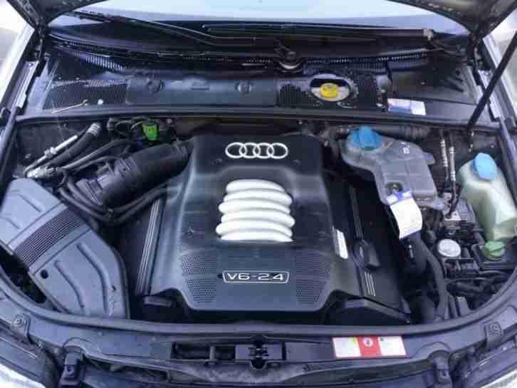 Audi A4 24 V6 Lhd German License Plate Car For Sale