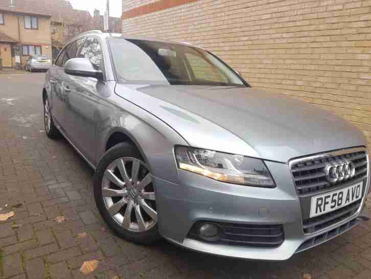 A4 Avant 2.0TDI ( 143PS ) Multitronic