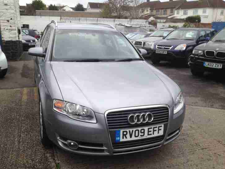 Ebay audi a4 avant tdi s line for sale uk 12